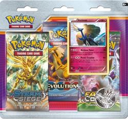 Pokemon - 3 Pack Blister