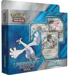 Pokemon Legendary Battle Decks - Lugia