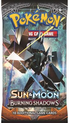 Pokemon Sun & Moon Burning Shadows - Boosterbox