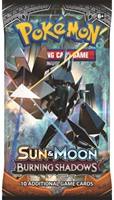 Pokemon Sun & Moon Burning Shadows - Boosterpack-2