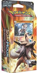 Pokemon Sun & Moon Burning Shadows - Theme Deck Lycanroc
