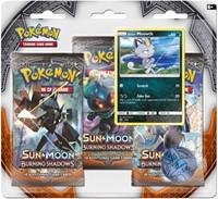 Pokemon Sun & Moon Burning Shadows - Boosterblister-2