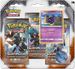 Pokemon Sun & Moon Burning Shadows - Boosterblister