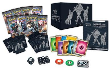 Pokemon Sun & Moon Burning Shadows - Elite Trainer Box-2