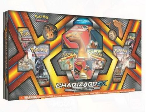 Pokemon Charizard-GX Box