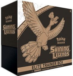 Pokemon - Shining Legends - Elite Trainer Box