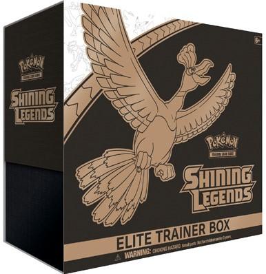 Pokemon - Shining Legends - Elite Trainer Box