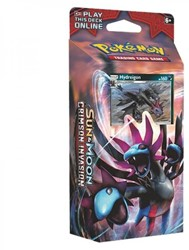 Pokemon Sun & Moon Crimson Invasion - Theme Deck Hydreigon