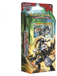 Pokemon Sun & Moon Crimson Invasion - Theme Deck Kommo-O
