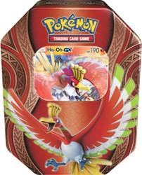 Pokemon - Mysterious Powers Fall Tin 2017 - Ho-Oh-GX