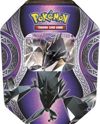 Pokemon - Mysterious Powers Fall Tin 2017 - Necrozma-GX