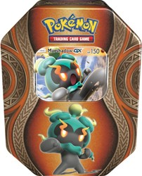 Pokemon - Mysterious Powers Fall Tin 2017 - Marshadow-GX