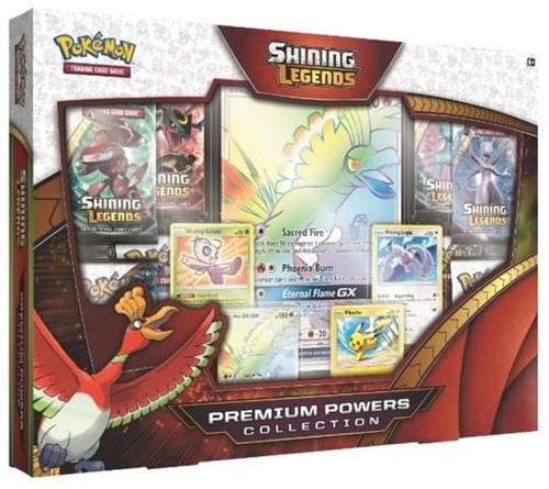 Pokemon - Shining Legends - Premium Power Collection