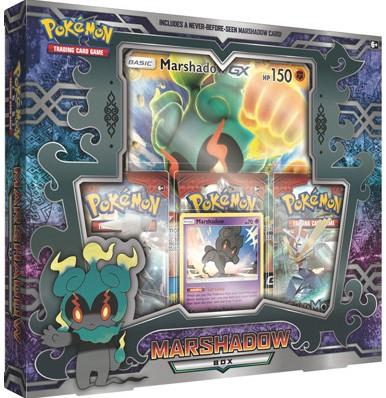 Pokemon - Marshadow Box