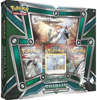 Pokemon - Silvally Box