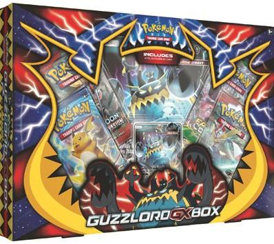 Pokemon Guzzlord GX-Box