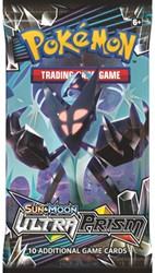 Pokemon Sun & Moon Ultra Prism - Boosterpack