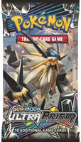 Pokemon Sun & Moon Ultra Prism - Boosterpack-2