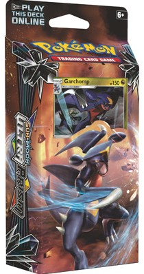 Pokemon Sun & Moon Ultra Prism - Theme Deck Garchomp