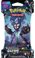 Pokemon Sun & Moon Ultra Prism - Sleeved Boosterpack-1