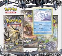 Pokemon Sun & Moon Ultra Prism - Boosterblister-1