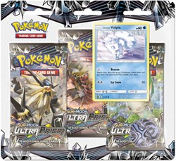 Pokemon Sun & Moon Ultra Prism - Boosterblister