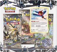 Pokemon Sun & Moon Ultra Prism - Boosterblister-2