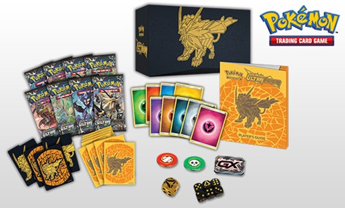 Pokemon Sun & Moon Ultra Prism - Elite Trainer Box (Geel)-2