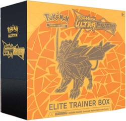 Pokemon Sun & Moon Ultra Prism - Elite Trainer Box (Geel)