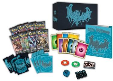 Pokemon Sun & Moon Ultra Prism - Elite Trainer Box (Blauw)-2