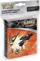 Pokemon Sun & Moon Ultra Prism - Mini Album + Boosterpack