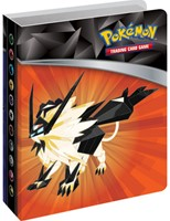 Pokemon Sun & Moon Ultra Prism - Mini Album + Boosterpack-2