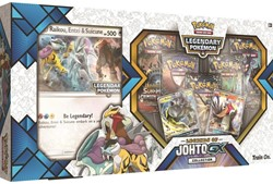 Pokemon Legends of Johto GX Collection