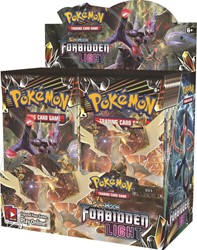 Pokemon Sun & Moon Forbidden Light Boosterbox