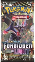 Pokemon Sun & Moon Forbidden Light Boosterpack-2