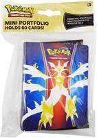 Pokemon Sun & Moon Forbidden Light Mini Album + Boosterpack