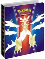 Pokemon Sun & Moon Forbidden Light Mini Album + Boosterpack-2