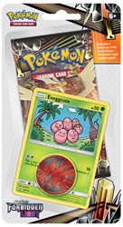 Pokemon Sun & Moon Forbidden Light Checklane Blister