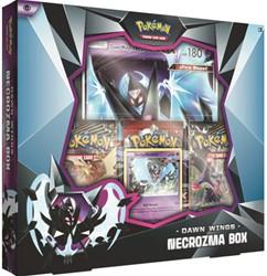 Pokemon Dawn Wings Necrozma Box
