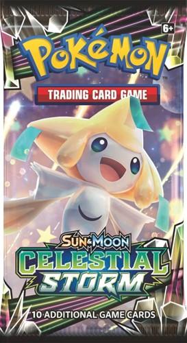 Pokemon Sun & Moon Celestial Storm Boosterpack-2