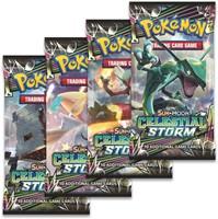 Pokemon Sun & Moon Celestial Storm Boosterpack-3
