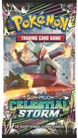 Pokemon Sun & Moon Celestial Storm Boosterpack