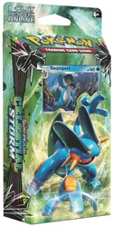 Pokemon Sun & Moon Celestial Storm Theme Deck - Swampert