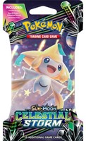 Pokemon Sun & Moon Celestial Storm Sleeved Boosterpack-2