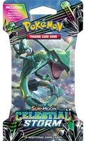 Pokemon Sun & Moon Celestial Storm Sleeved Boosterpack-3