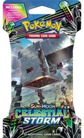 Pokemon Sun & Moon Celestial Storm Sleeved Boosterpack