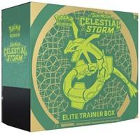 Pokemon Sun & Moon Celestial Storm Elite Trainerbox