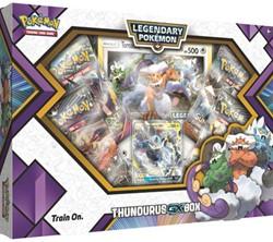 Pokemon Thundurus GX Box