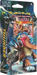 Pokemon Sun & Moon Lost Thunder - Theme Deck Entei