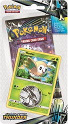 Pokemon Sun & Moon Lost Thunder Checklane blister